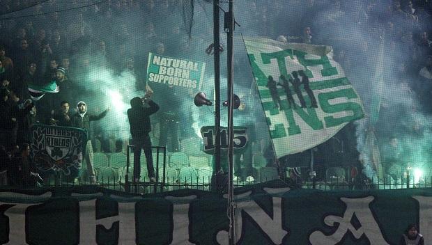 Νέο «πάρτι» από τη Θύρα 13! | Panathinaikos24.gr