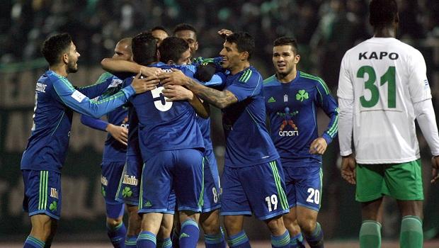 Λεβαδειακός – Παναθηναϊκός 0-4 (Τελικό) | panathinaikos24.gr