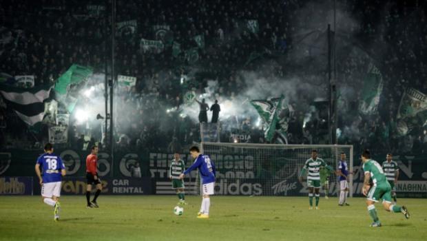 Πρόστιμο για άλλη μια φορά… | Panathinaikos24.gr