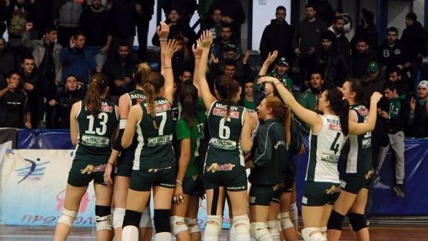 «Πάρτι» τα φίνα κορίτσια!   Panathinaikos24.gr