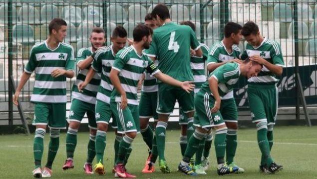 Παναθηναϊκός-Ατρόμητος 3-0 (Κ-20) | Panathinaikos24.gr