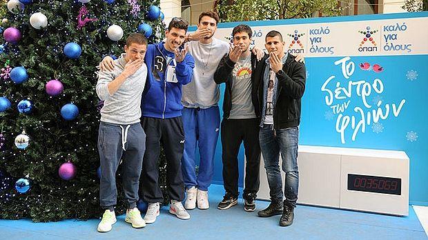 Και το ποδόσφαιρο στο «Δέντρο των φιλιών» | panathinaikos24.gr