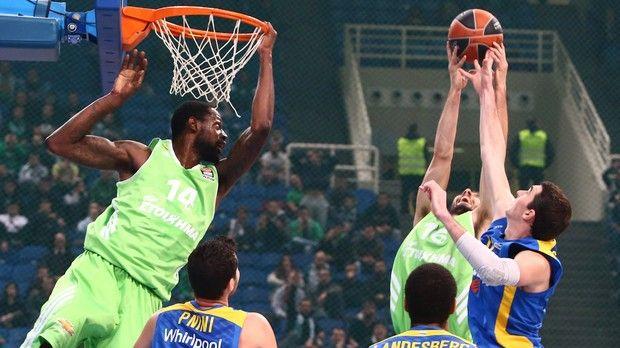 Τα highlights με τη Μακάμπι   Panathinaikos24.gr