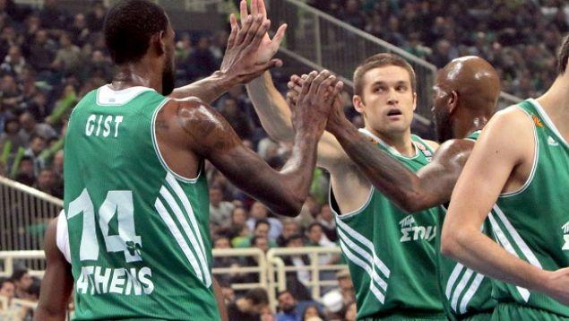 Κολοσσός Ρ. – Παναθηναϊκός 58-73 (Τελικό) | Panathinaikos24.gr