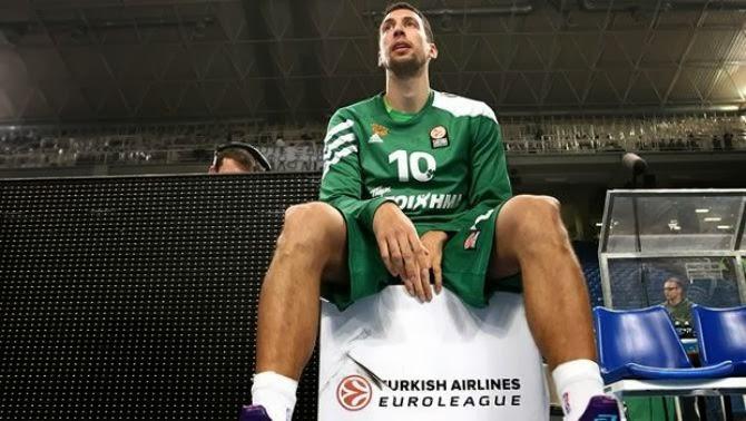 Ούκιτς 2013 | Panathinaikos24.gr