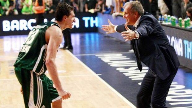 Σε περιμένουμε, φίλε, Ζέλικο… | Panathinaikos24.gr