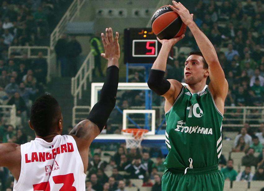 Ουκίτς: «Μαχητές σε κάθε ματς» | Panathinaikos24.gr
