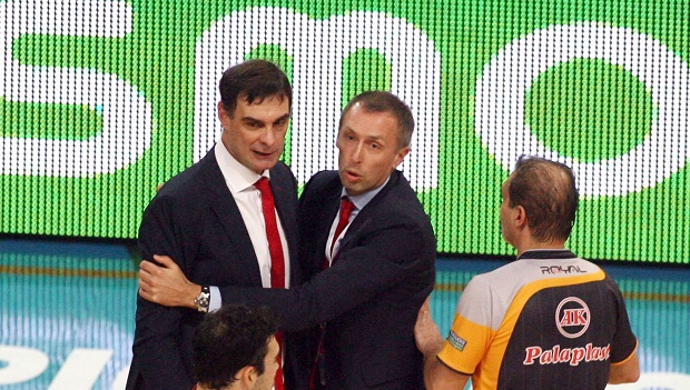 Ο Μπαρτζώκας και ο… Σπανούλης αλά 17 Νοέμβρη! | Panathinaikos24.gr