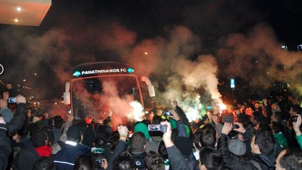 Αποθέωση στο Αγρίνιο! (video) | Panathinaikos24.gr