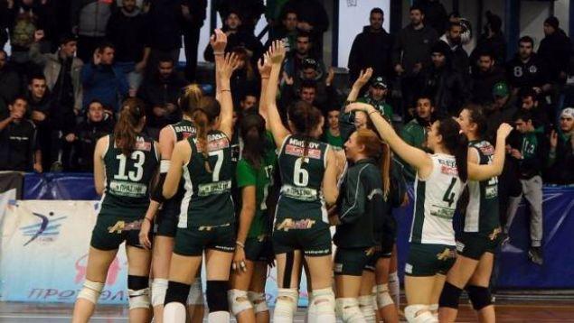 «Αεράτα» τα κορίτσια! | panathinaikos24.gr