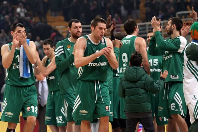 ΠΑΟ – Αρμάνι Mιλάνο (Highlights) | Panathinaikos24.gr