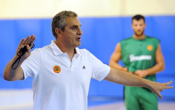 Προπόνηση σε δύο ταχύτητες ο Παναθηναϊκός | Panathinaikos24.gr