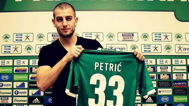 «Μπορεί να δώσει πολλά ο Πέτριτς» | Panathinaikos24.gr