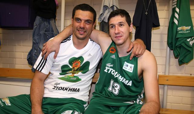 Tσαρτσαρής: «Και στα 40 του θα μπορεί ο Διαμαντίδης» | Panathinaikos24.gr
