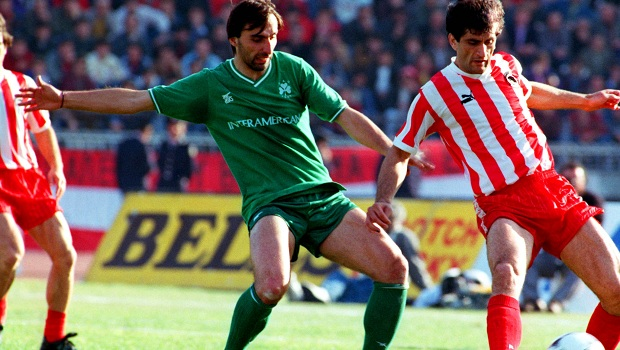 Derby stories: «Διπλό» στο Καραϊσκάκη σε ματς – παρωδία! | panathinaikos24.gr