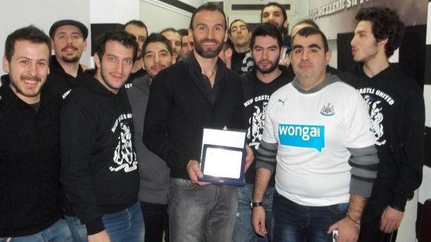 Βραβεύτηκαν οι Νταμπίζας και Αμπέντ | Panathinaikos24.gr