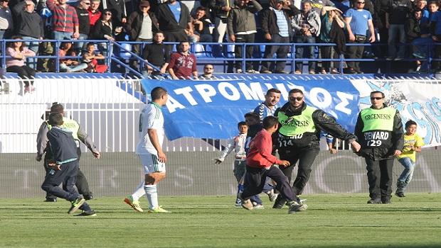 Αστυνομική βία στο Περιστέρι | panathinaikos24.gr