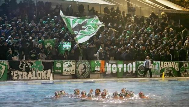Ευχαριστώ του Ερασιτέχνη για το κολυμβητήριο | panathinaikos24.gr