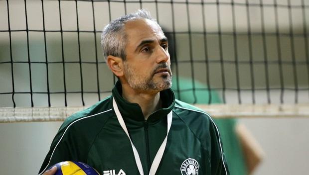 Καλμαζίδης: «Να έχουμε καλύτερη διαχείριση στα ματς» | panathinaikos24.gr