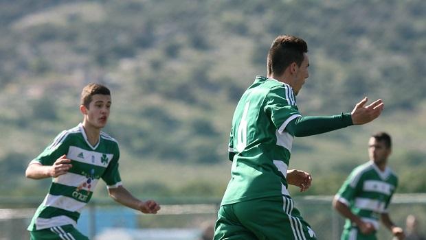 Δοκιμασία στην Τρίπολη για τους νέους   panathinaikos24.gr