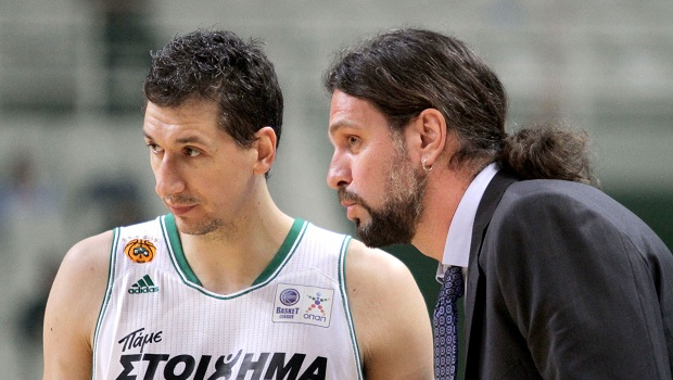 Διαμαντίδης: «Τα πάντα για το πρωτάθλημα» | panathinaikos24.gr