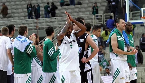 Στην Πάτρα για το 2-0 | panathinaikos24.gr