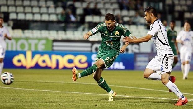 Μπεργκ: «Χαίρομαι που θα παίξω στην Ευρώπη με τον Παναθηναϊκό» | Panathinaikos24.gr