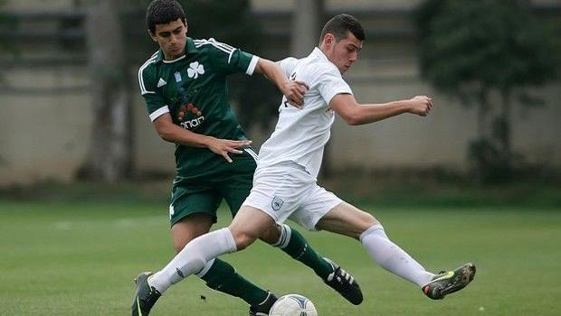 Με δύο πράσινους η Εθνική Νέων | panathinaikos24.gr