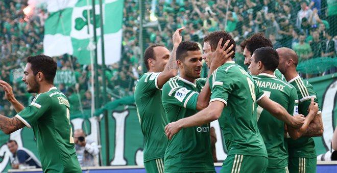 Νίκη και βλέπει… αστέρια | panathinaikos24.gr