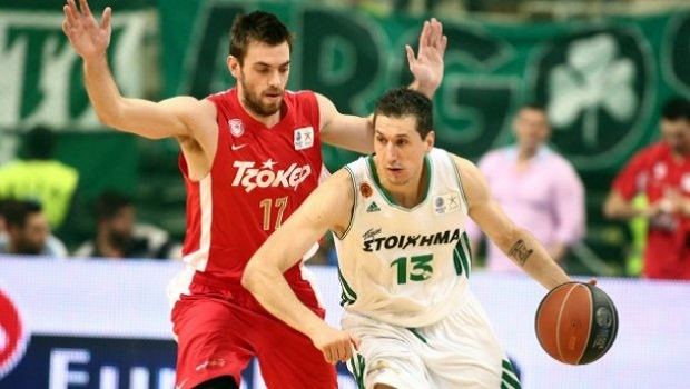 Που να 'παιζε και επίθεση… | panathinaikos24.gr