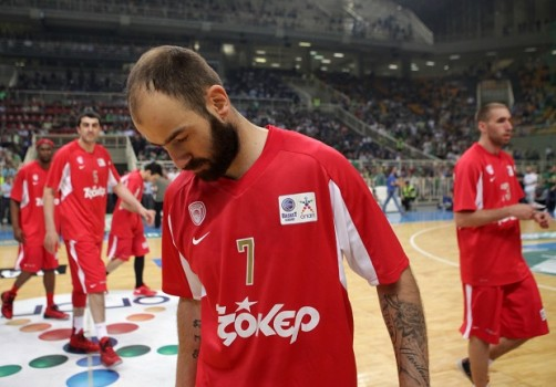 BASKET LEAGUE / ÐËÅÉ ÏÖ / ÔÅËÉÊÏÓ / ÐÁÏ - ÏÓÖÐ / PLAY OFF / FINAL / PANATHINAIKOS - OLYMPIAKOS