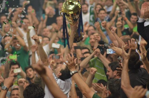 Η φιέστα τελικά… έγινε στο ΟΑΚΑ | panathinaikos24.gr