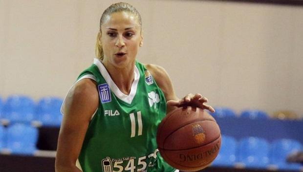 Η Κωστάκη στο Basketball Camp (Pics)   panathinaikos24.gr