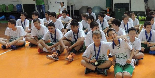 Ολοκληρώθηκε το summer camp της ακαδημίας μπάσκετ | panathinaikos24.gr