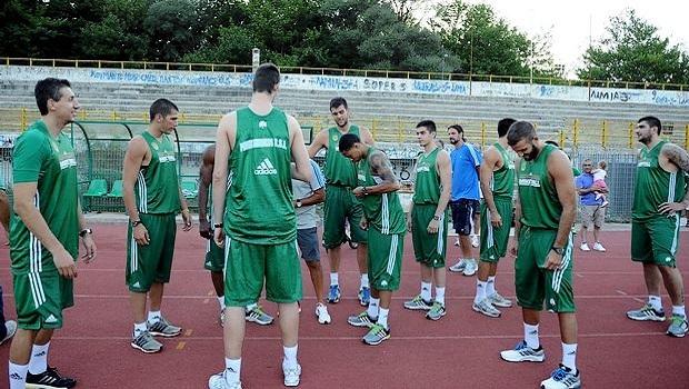 Στο τρέξιμο και πάλι | panathinaikos24.gr