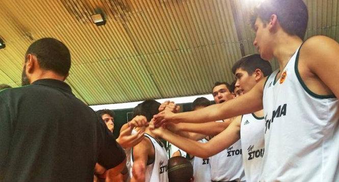Στη «μάχη» οι μικροί | panathinaikos24.gr