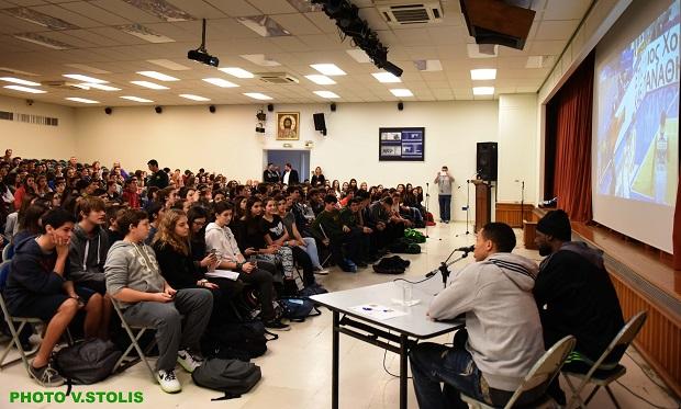 Στις Σχολές Μωραΐτη οι Γκιστ και Σλότερ | panathinaikos24.gr