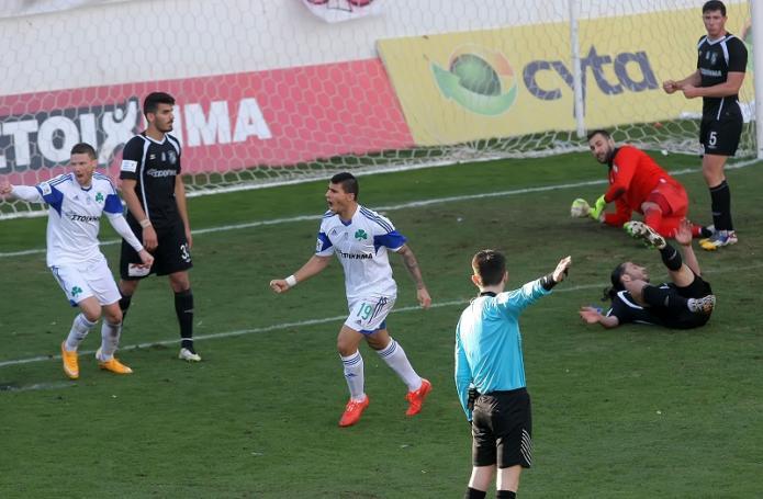 «Παίξαμε το παιχνίδι μας στο Β΄ ημίχρονο»   panathinaikos24.gr