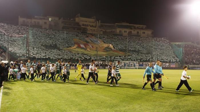 Παναθηναϊκός-Ολυμπιακός LIVE | panathinaikos24.gr
