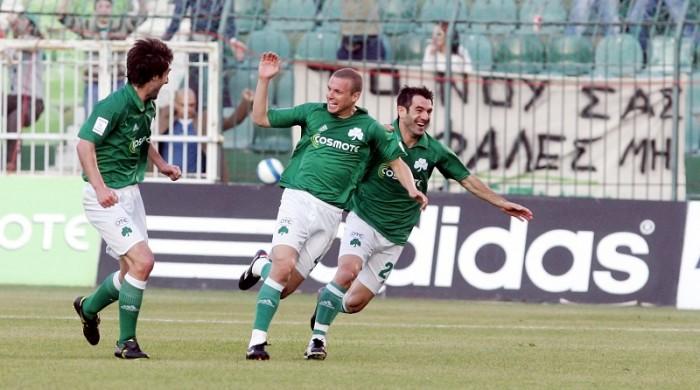 Όταν έριξε 4 από το ημίχρονο στην ΑΕΚ (pics, vid) | panathinaikos24.gr