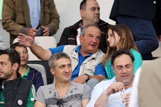 Στη Λεωφόρο ο Καραμανλής (pics) | panathinaikos24.gr