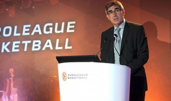 Μπερτομέου: «Απίθανο να φύγει κάποια ομάδα από τη Euroleague» | panathinaikos24.gr