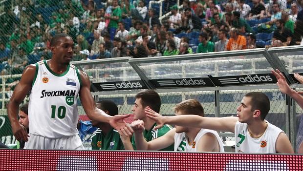 Εφτά πόντους πάνω από το ρεκόρ του | panathinaikos24.gr