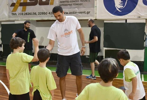 Στο Summer Camp ο Τσαρτσαρής | panathinaikos24.gr