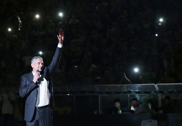 Βράνκοβιτς: «Κύριε Παύλο, πρόεδρε μου σε ευχαριστώ» | panathinaikos24.gr