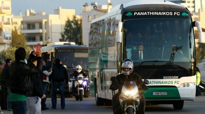 Στη Νέα Σμύρνη η αποστολή του Παναθηναϊκού | panathinaikos24.gr