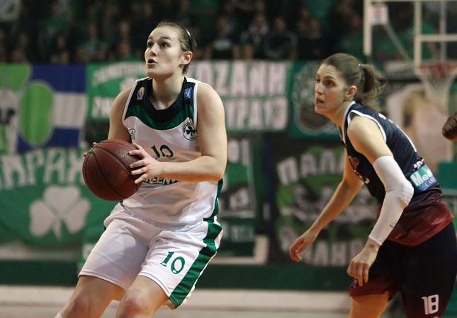 Η Αναστασία Σλούκα blogάρει στο panathinaikos24.gr! | panathinaikos24.gr