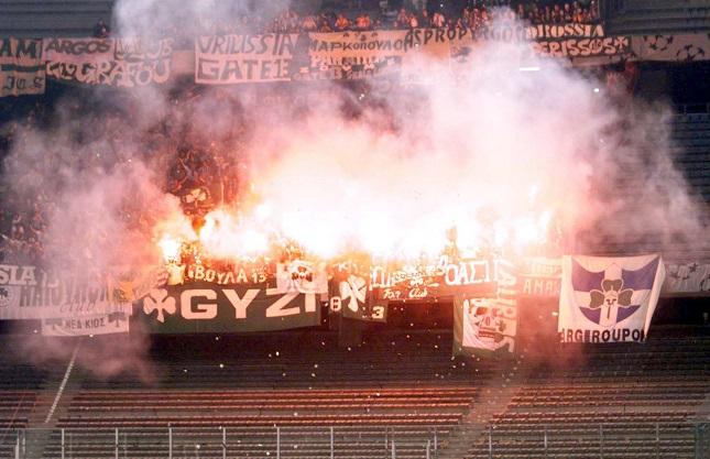 ΡΕΤΡΟ: Η Θύρα 13 στο Τορίνο! (video) | panathinaikos24.gr