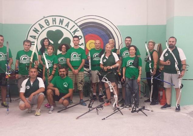 Σαββατοκύριακο… δράσης για τους Τοξοβόλους   panathinaikos24.gr