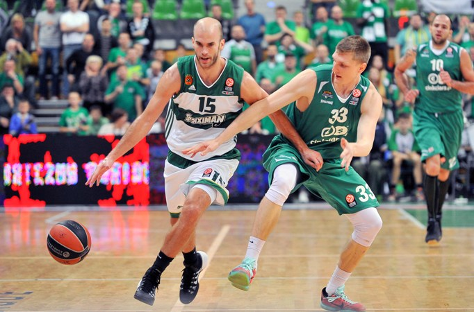 Καλάθης: «Καλύτεροι αγώνα με τον αγώνα» | panathinaikos24.gr